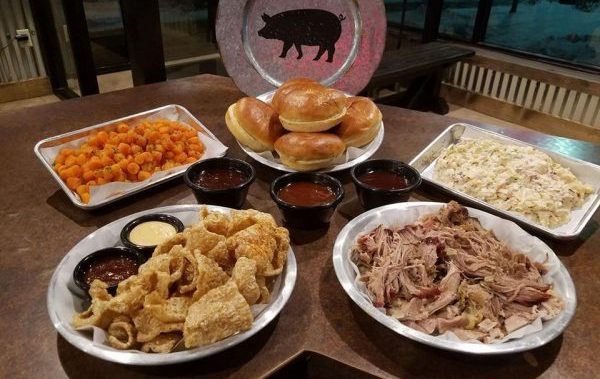BBQ Restaurant Catering 317-688-7290